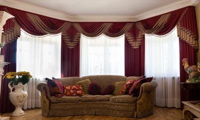 Проект «Красная гостиная»
