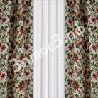 Комплект дачных штор
