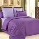 КПБ сатин фиолетовый