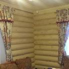 Шторы в деревенском стиле (шторы в стиле прованс)